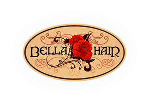 Bella Hair Small Logo
